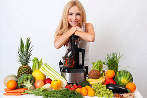 Vegan, Juicing & Health
