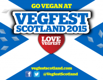 VegFestUK Scotland Anneka Svenska Green World TV