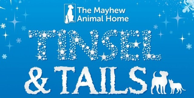 Mayhew Tinsel and Tails 2015