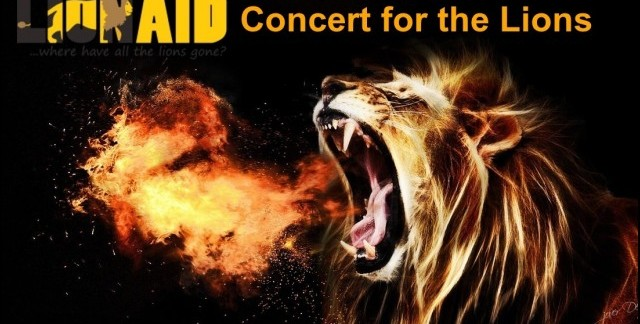 LionAid The Concert for the Lions
