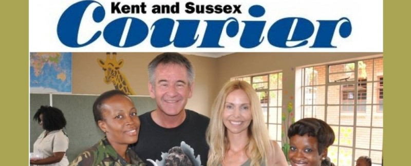 Anneka Svenska and Nigel Marven meet The Black Mambas