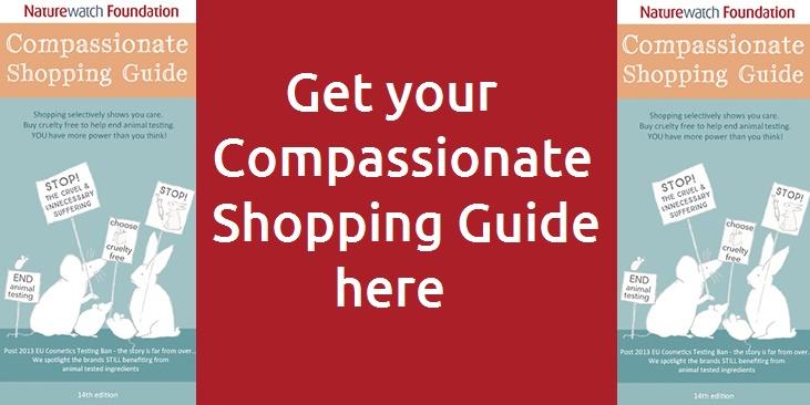 Compassion Over Cruelty Launch cruelty free cosmetics Anneka Svenska