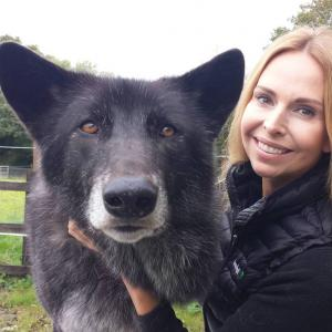 Anneka Svenska Wildlife Presenter